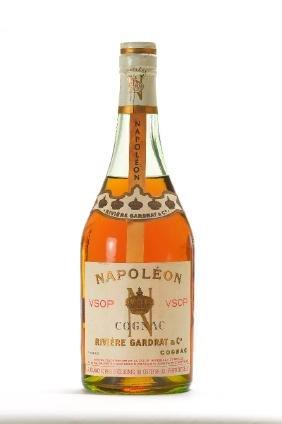 1 Bottle of Riviere Gardrat & Co Napoleon Cognac VSOP