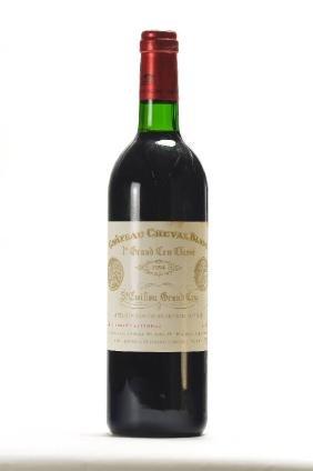 1 Bottle of 1994 Chateau Cheval Blanc, Saint -Emilion