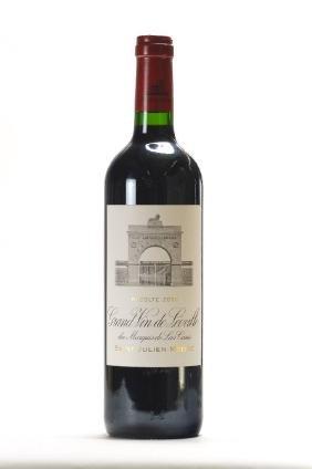 1 bottle of 2006 Leoville Las Cases, Saint-