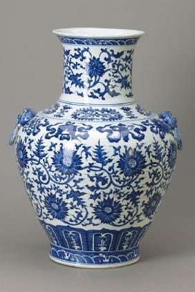 Large, vase