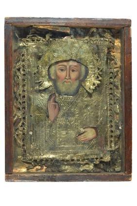 Icon, eastern Romania