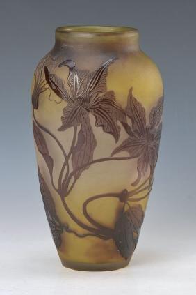 vase, Galle
