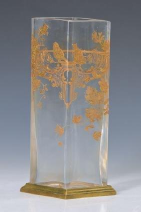 vase, Baccarat