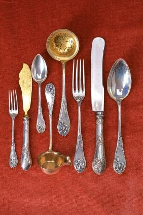 Flatware, german