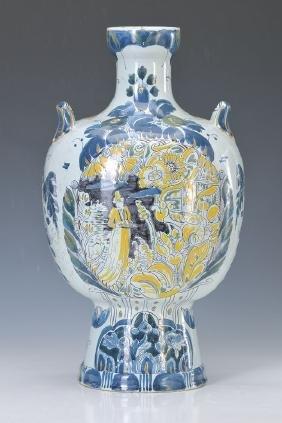 large Art Nouveau vase