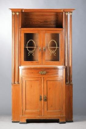 Art Nouveau Salon cabinet