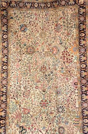 Kashmir Carpet,
