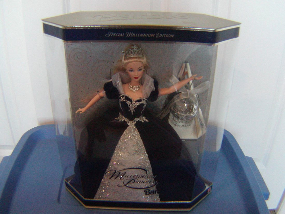 Barbie Millennium Princess