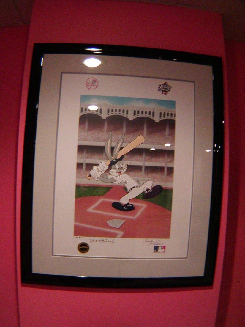 Bugs Bunny 1998 NY YANKESS World Series