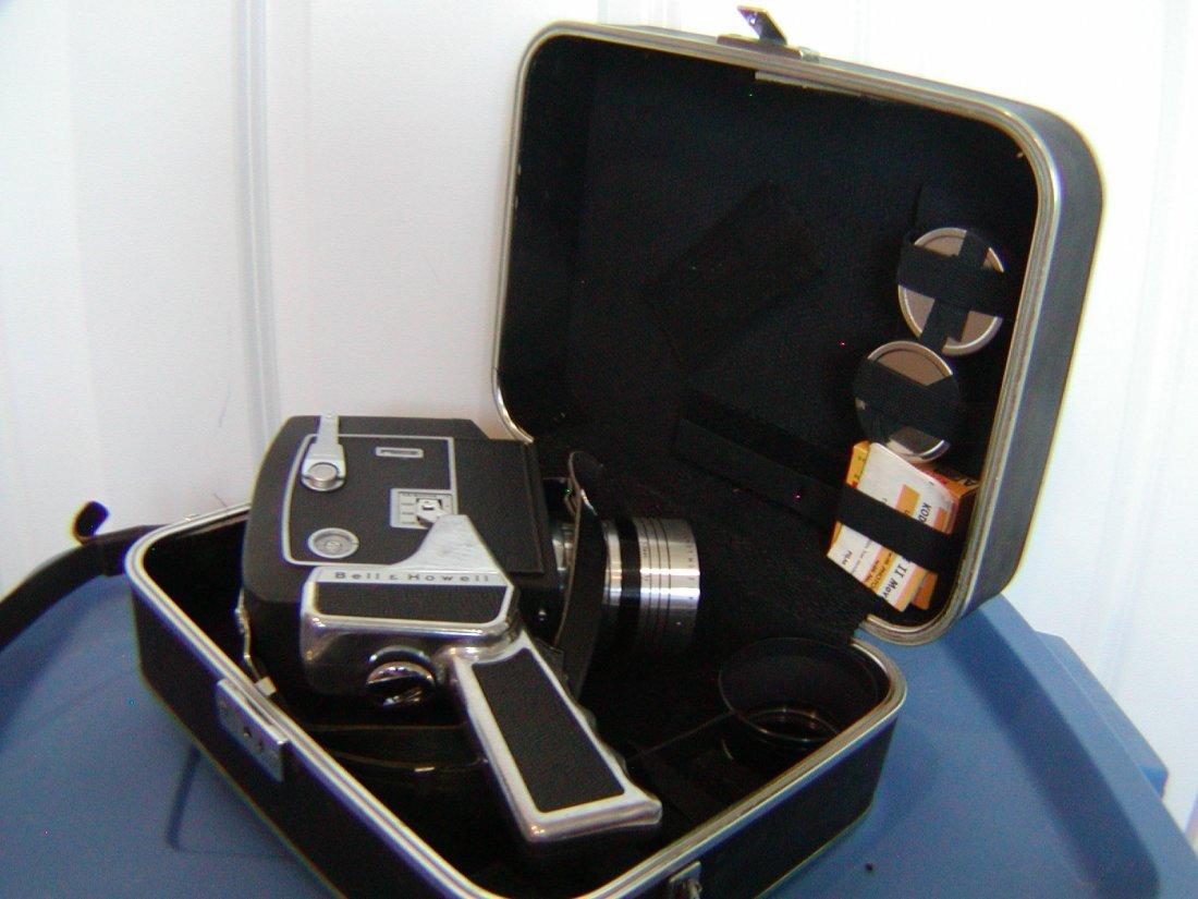 Vintage bell & Howell Film Camera