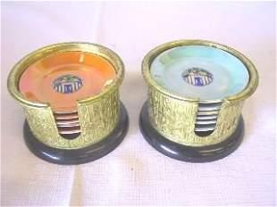 2 sets Noritake Butter Pats