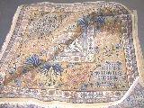 150A: Persian Tabriz Rug Hand Made