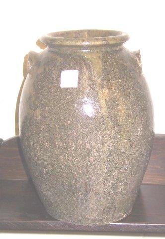 172: 1 Gal Primitive Pottery Crock