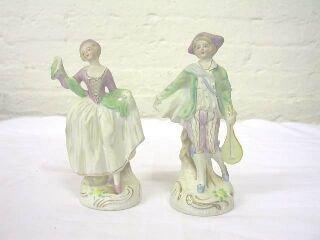 6: Pr. Occupied Japan Figurines.
