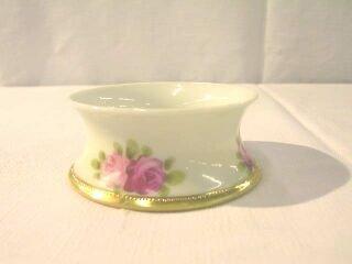 21: Unusual Nippon Gilded Rose Dish