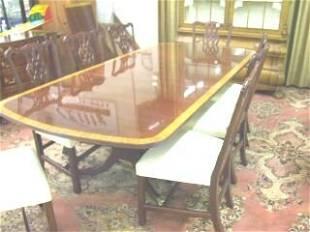 Fabulous Drexel Mahogany Dining Table