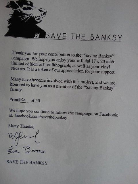 BANKSY + COA - 4