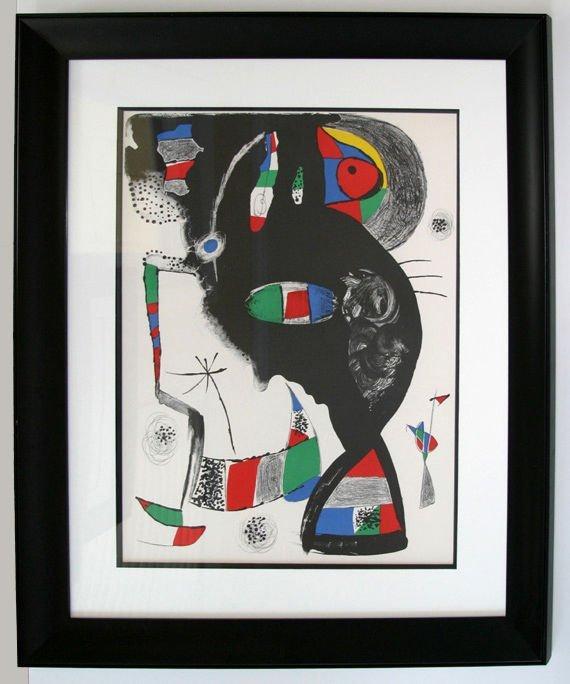 Joan Miro, 1978