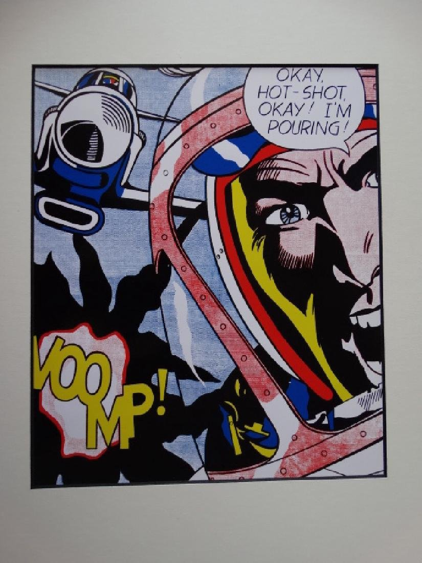 Roy Lichtenstein  1987 - 2
