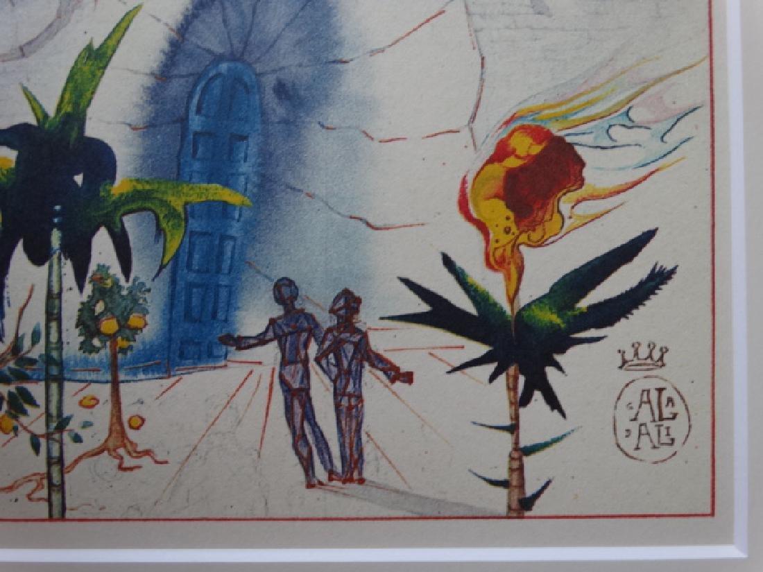 SALVADOR DALI, 1949 - 3