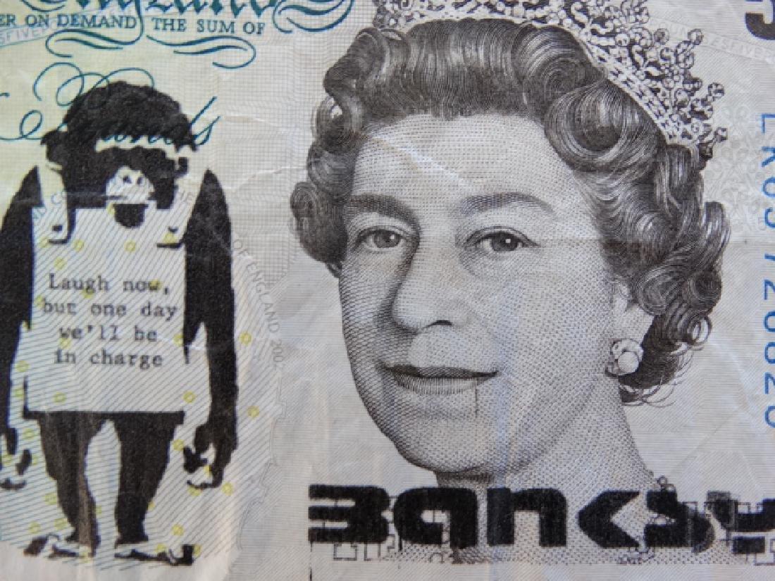 Bansky note