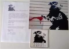 Saving Banksy Haight Street Rat Kickstarter Limited