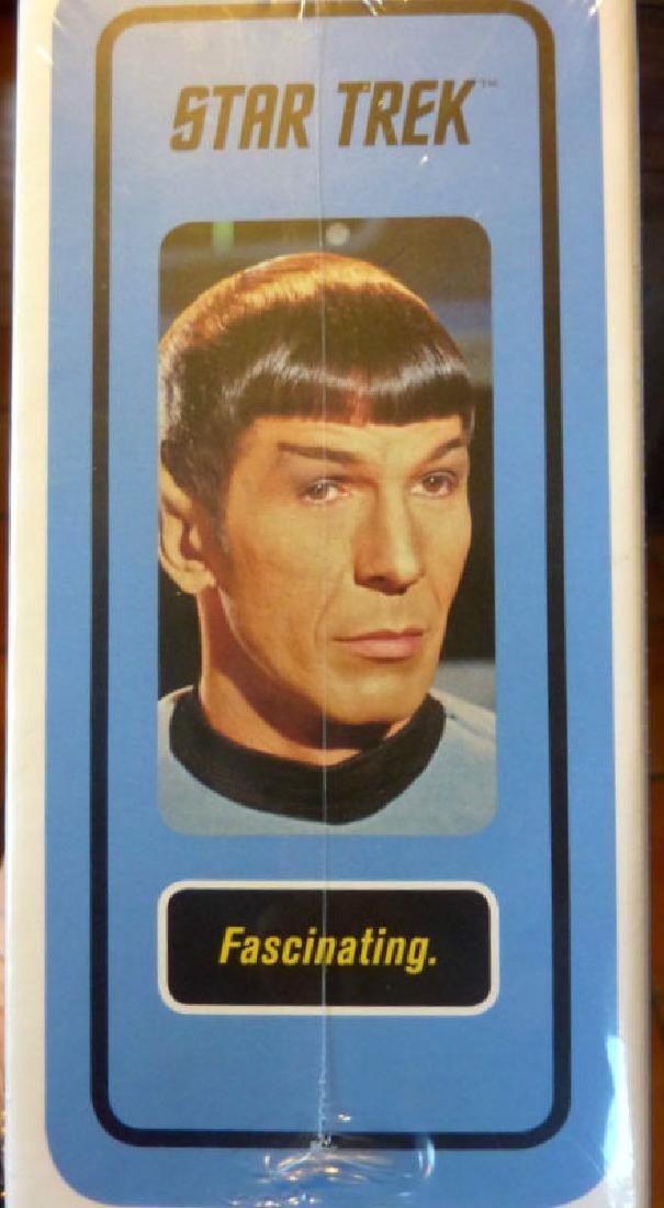 Star Trek: Mr Spock Figurine Logic and Prosperity Box - - 2