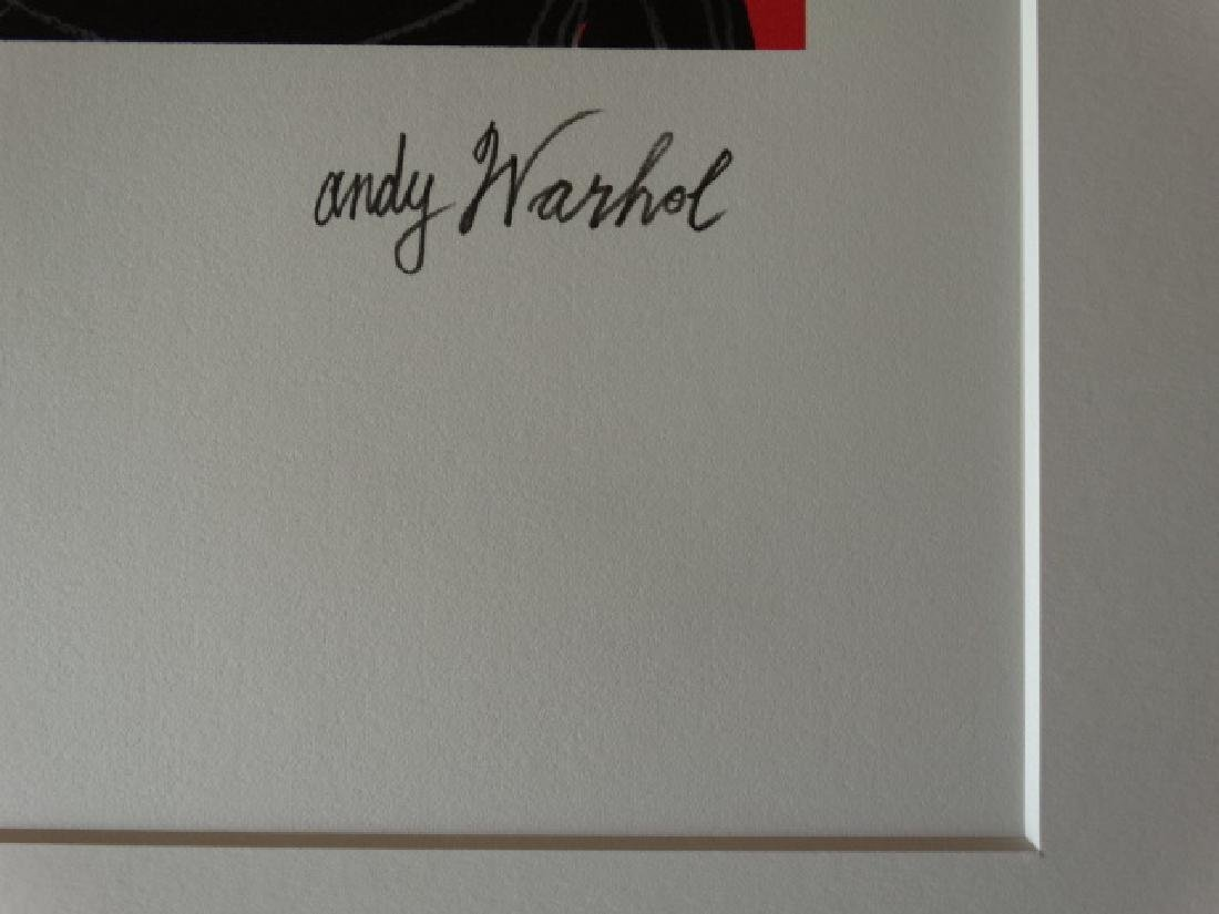 ANDY WARHOL, MICKEY MOUSE - 3