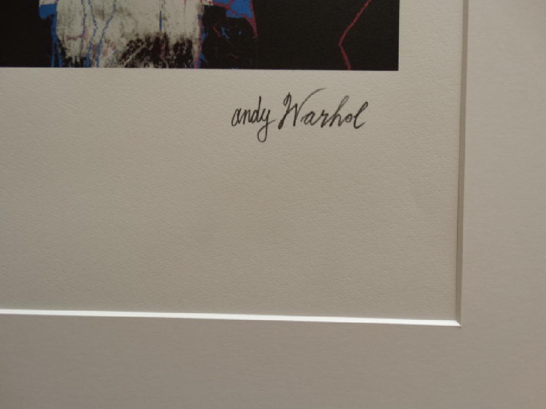 ANDY WARHOL - 3