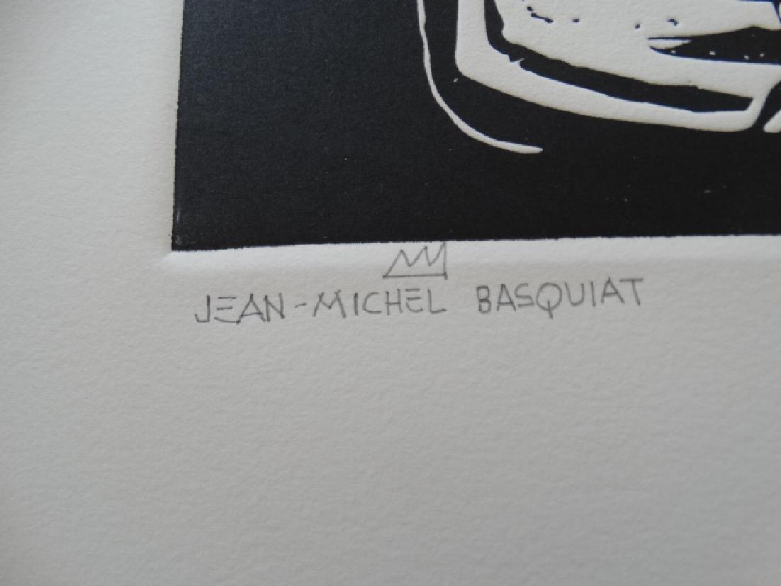JEAN-MICHEL BASQUIAT - 3
