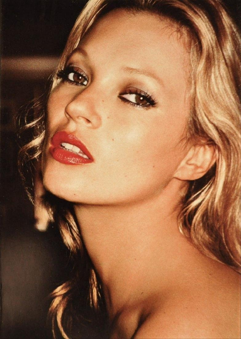 Kate Moss, Mario Testino, Limited Edition Photo Print
