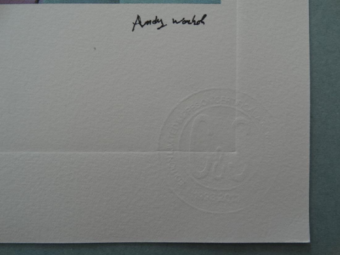 ANDY WARHOL, MARILYN MONROE - 3