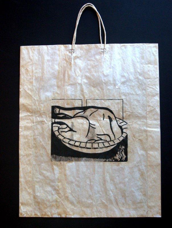 Roy Lichtenstein, Turkey Shopping Bag