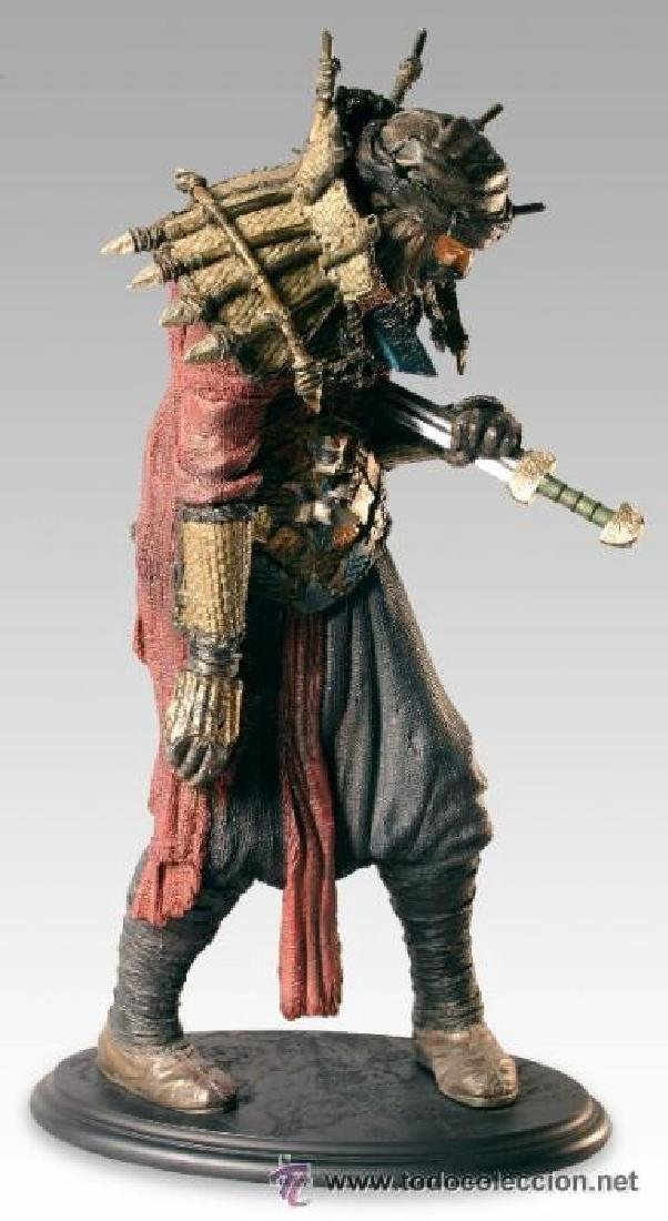 LORD OF THE RINGS FIGURE SOLDIER HARADRIM, 32 CMS - THE