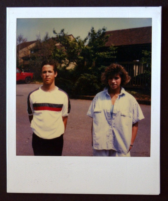 Andy Warhol, Original Polaroid