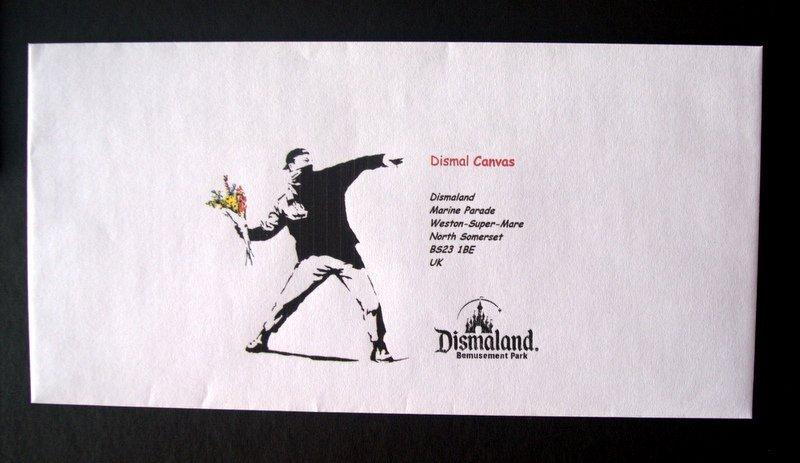 Banksy, Dismaland - 2