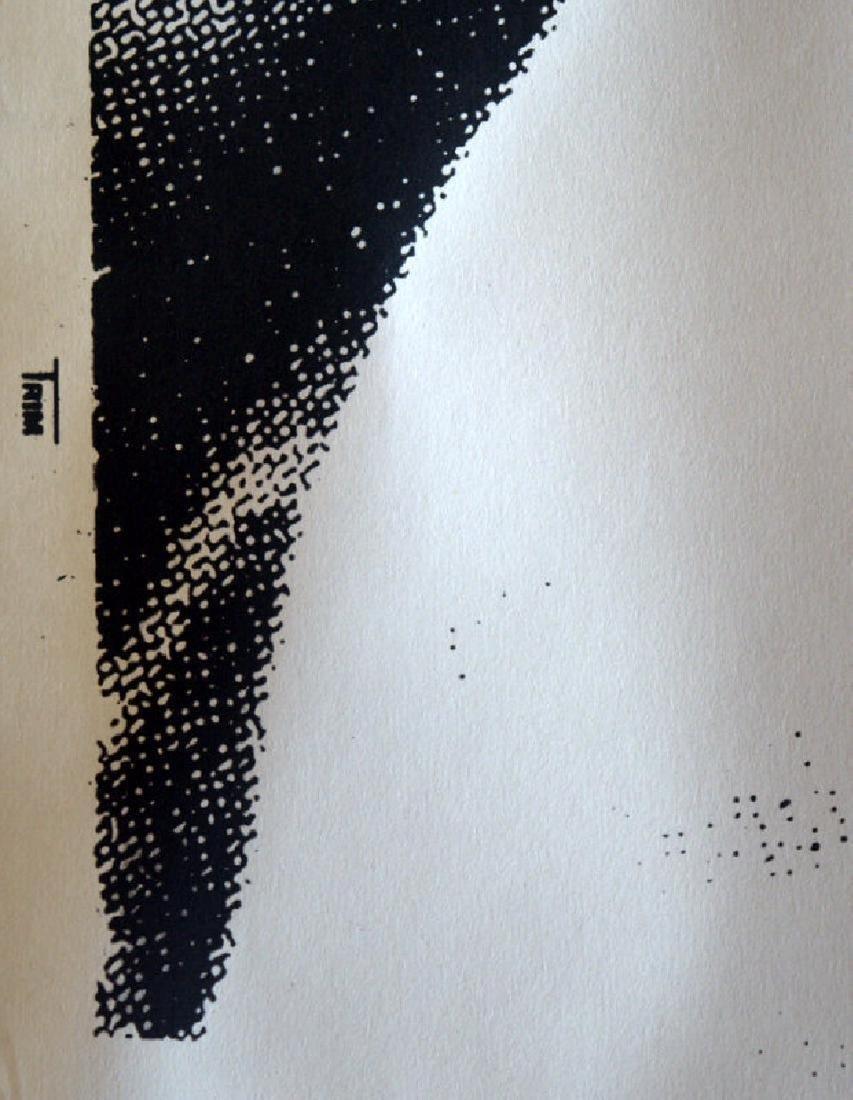Andy Warhol Cow, screenprint, 1976 Biennale - 4