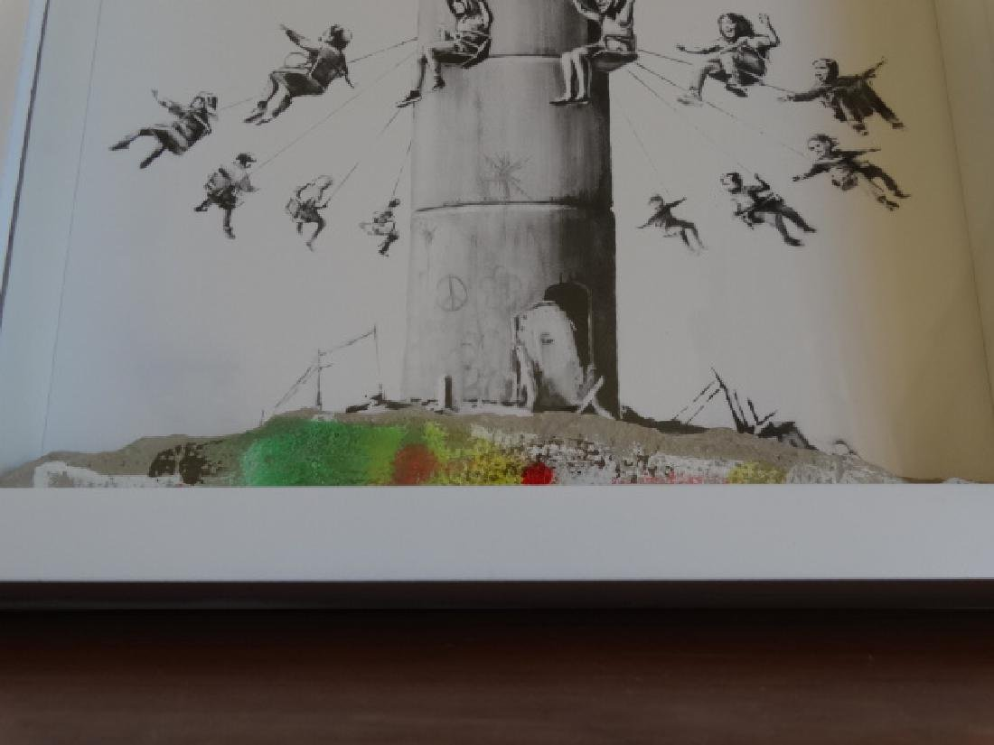 Banksy - Walled Off Hotel - 2