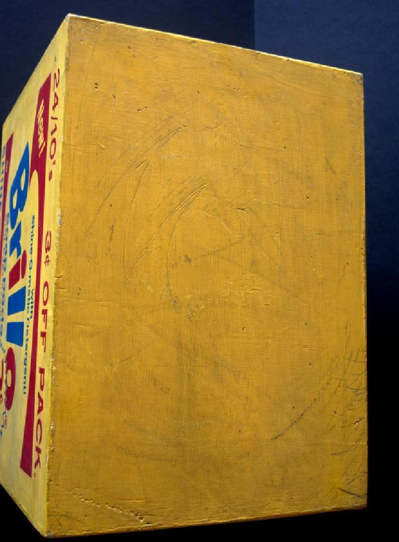 Andy Warhol , Brillo Box - 4