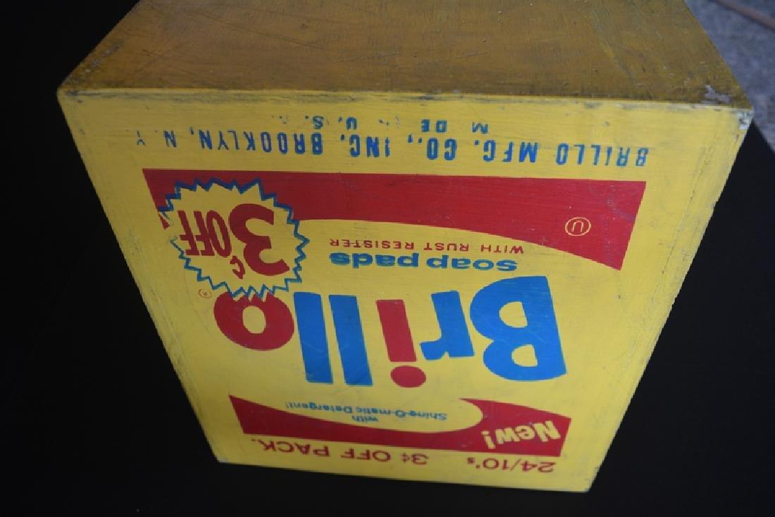 Andy Warhol , Brillo Box - 6