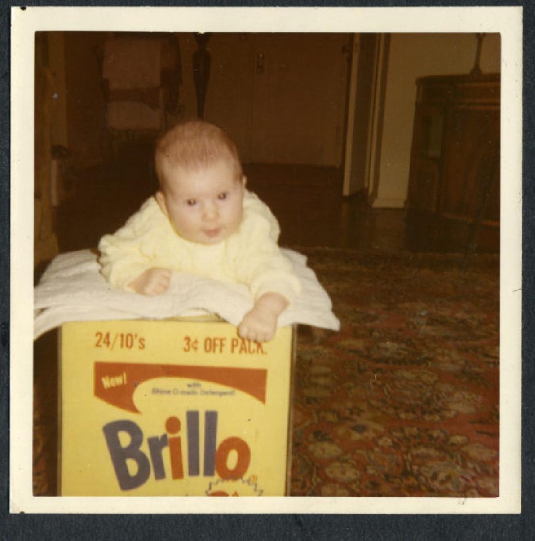 Andy Warhol , Brillo Box - 8