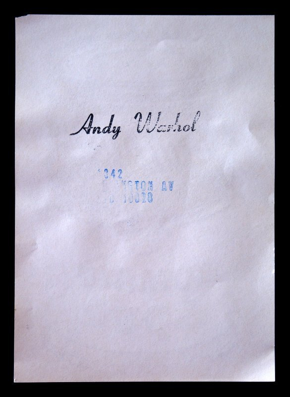 Andy Warhol Campbells - 2