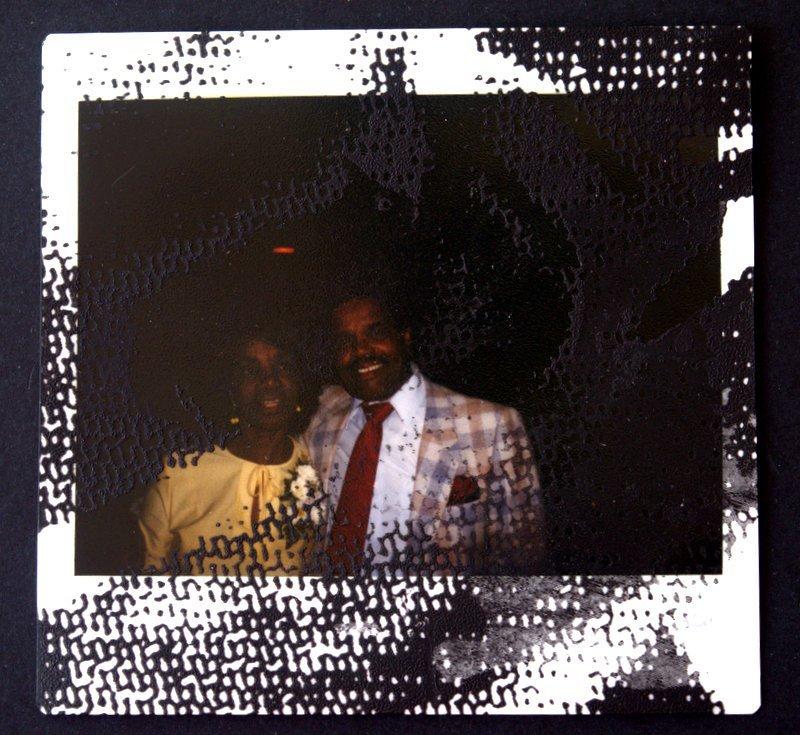 Andy Warhol. polaroid