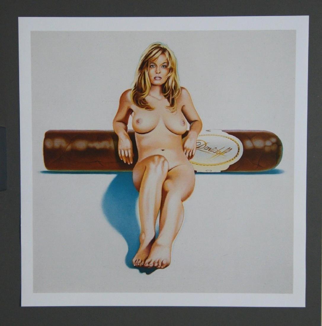 Mel Ramos - Hav-a-Havana #4 2000 Kunstdruck Art Print