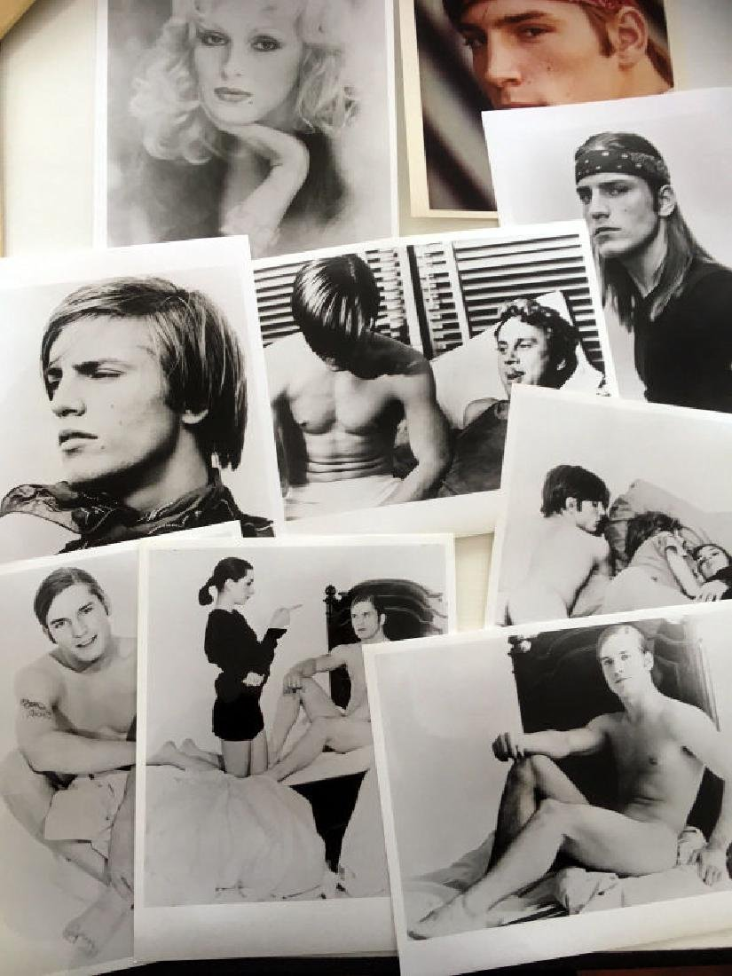 ANDY WARHOL,FLESH 1968 , MOVIE STILLS BAG