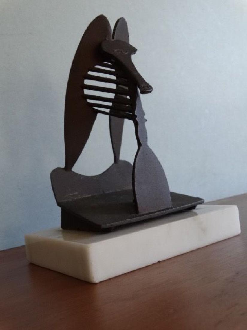 Pablo Picasso, sculpture, original from 1967 –