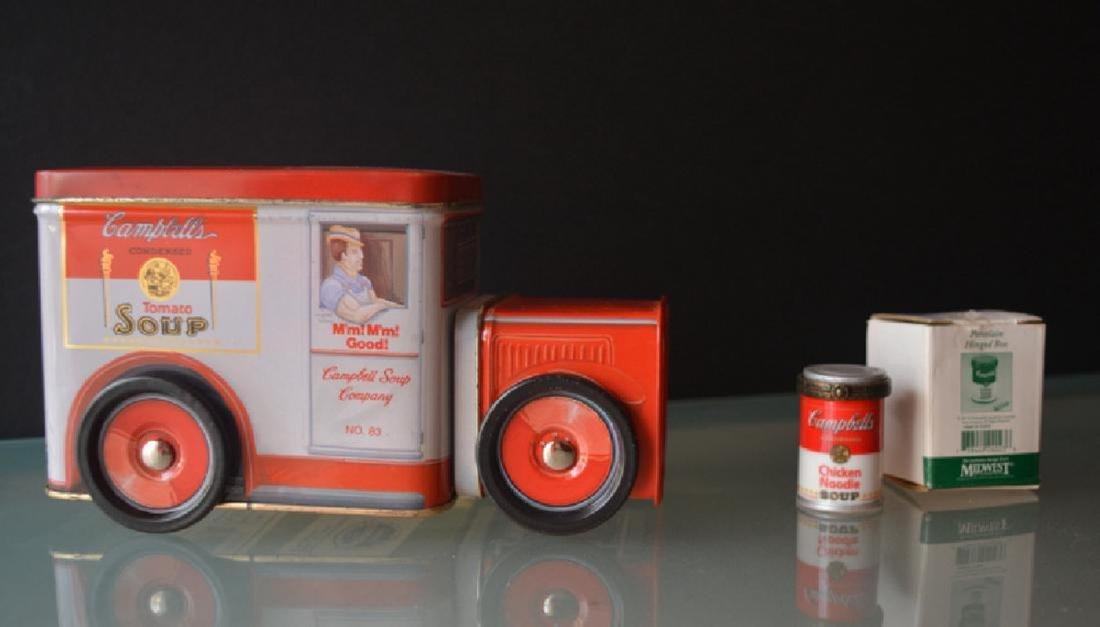 CAMPBELL'S ~ PORCELANA ~1997,CAMPBELL'S ~ CAMPBELL SOUP