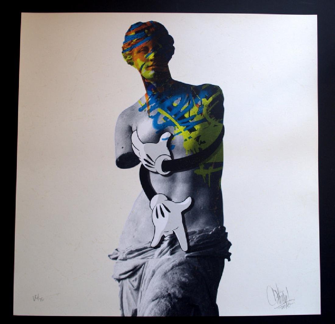 OG Slick - Venus De Slick - COA. Standard Edition of 70