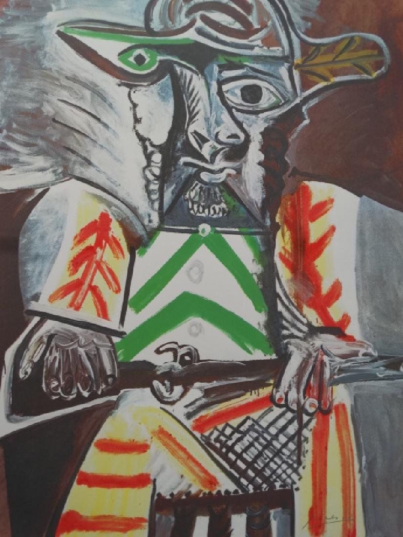 Pablo Picasso, signed and hand numbered