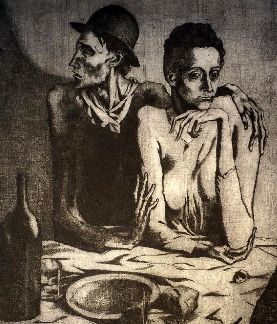 Picasso Pablo lithograph